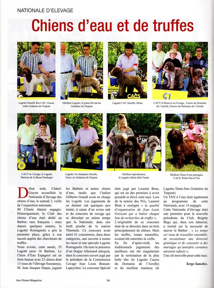 Blog Vos Chiens september 2013 1